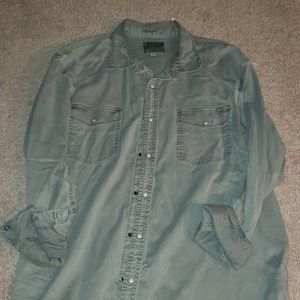 Lucky Brand Work Shirt